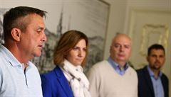 V Brně se rýsuje koalice ANO, ODS, KDU-ČSL a ČSSD, v úterý chtějí jednat o rozdělení křesel