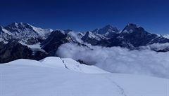 V Himálaji se již pátým dnem pohřešuje český horolezec, měl ambice na vrchol Manáslu