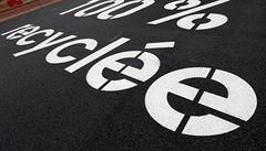 Ve Francii vznikla první silnice pouze z recyklovaného asfaltu