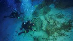 V Egejském moři našli desítky antických a byzantských vraků, některé jsou netknuté