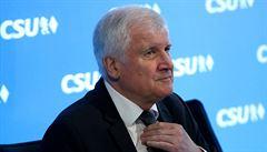Horst Seehofer skončí jako předseda bavorské CSU i jako německý ministr vnitra