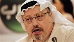 Vražda Chášukdžího byla naplánovaná, uznala Saúdská Arábie. Vyslýchá podezřelé