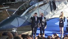 Prezident Aera Vodochody Giordo končí. Nahradí ho muž, který působil v Bombardieru či Airbusu
