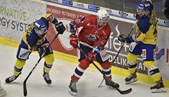 Navrátilec do sestavy Honejsek bodoval čtyřikrát, Zlín vyhrál nad Pardubicemi 6:1