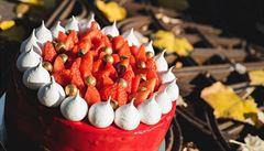 Jahody s vanilkou. Vyzkoušejte recept na dort od cukrářky