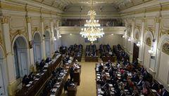 Sněmovna vládní novelou upravila zákon o zastupitelství jen kvůli žalobci Evropské unie