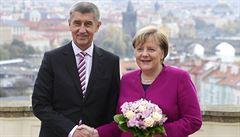 Visegrádská čtyřka bude ladit noty s Merkelovou. Ve hře je obnova evropské ekonomiky i otevírání hranic
