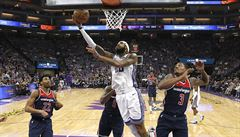 Washington v NBA opět prohrál, Durant řídil obrat Golden State. Satoranský zaznamenal dva body a tři asistence