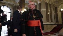 Kněz měl zneužívat jedenáctiletého chlapce. Kardinál Duka na něj podal trestní oznámení