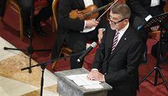 Přečtěte si projev předsedy vlády k 100. výročí založení Československa