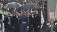 PETRÁČEK: Dva prezidenti 'neexistujícího' Československa