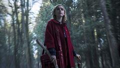Sabrina, mladá čarodějnice, je zpátky. Tentokrát s příchutí krve a satanismu