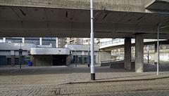 Stav mostu u stanice Vltavská se 'náhle zhoršil', bude uzavřen. Víc než týden pod ním neprojedou tramvaje