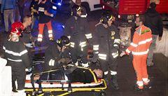 VIDEO: V Římě nekontrolovaně zrychlil eskalátor, dole se kupili cestující. Nejméně 20 zraněných