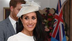 Vévodkyně Meghan si po svatbě s Harrym osvojuje britský přízvuk, všímají si jazykovědci