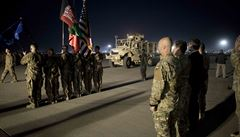 Po útoku na české vojáky omezily USA osobní kontakty s afghánskými složkami