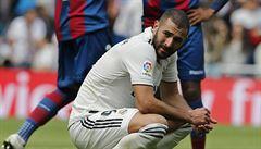 Příští plzeňský soupeř v Lize mistrů se trápí, Real Madrid prohrál s Levante