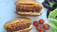 Veganský hot dog. Oslavte světový den rostlinné stravy stylově