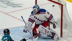 NHL: Hertl vyrovnal dvě vteřiny před koncem. Jeho Sharks ale po nájezdech padli