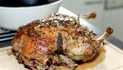 Svatomartinská husa podle šéfkuchařů. Přinášíme tři recepty