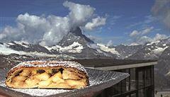 Na dohled je Matterhorn. Kde si vychutnat skvělé jídlo s impozantním výhledem?