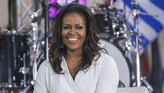 Michelle Obamová trpí depresemi kvůli rasovým nepokojům a pandemii. Vládu označila za pokryteckou