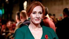 Rowlingová zveřejnila na internetu první dvě kapitoly nové pohádkové knihy