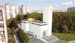 Po 11 letech vznikne v Praze kostel. Vyroste mezi paneláky na sídlišti Barrandov
