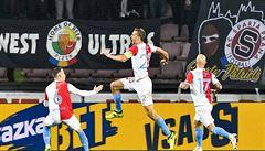 Los poháru svedl Slavii proti Spartě. Utkají se třikrát během krátké doby