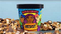 Vzdor s příchutí pekanových ořechů. Ben&Jerry's vyrobí protitrumpovskou zmrzlinu