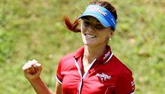 Pořád toužím vyhrát jeden turnaj, přiznává mladá golfistka Spilková