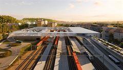 PODÍVEJTE SE. Na Smíchově vyroste nejfuturističtější dopravní terminál v Česku