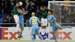 V Evropské lize si postup vybojovali Chelsea, Frankfurt nebo Lazio