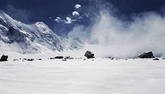 Zastavte oteplování, hlásá rekordní pohled pod ledovcem v Alpách