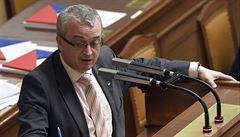 Europoslancem z 15. místa na kandidátce. Vondru jsem ke kandidatuře ukecával tři roky, řekl Benda