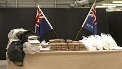 Na Novém Zélandu zabavili 190 kilogramů kokainu, připlul v kontejneru s banány