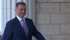 Maďarsko nevydá Severní Makedonii expremiéra Gruevského. Orbán nad ním drží ochrannou ruku