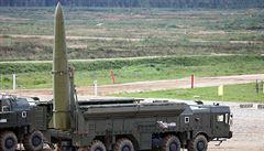 Ruští vojáci budu cvičit u Kaliningradu s raketami, které mohou nést jaderné hlavice