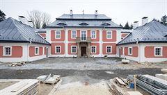 Příští rok se otevře opravený zámeček Karlštejn na Chrudimsku
