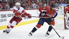 Obránce Kempný opět vítězným gólem rozhodl zápas NHL