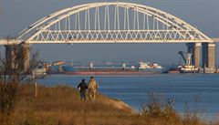 Propusťte ukrajinské námořníky, nařídil Rusku mezinárodní soud pro námořní právo