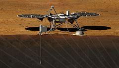 Marsotřesení potvrzeno. 'Je strhující mít důkaz, že Mars je seizmicky aktivní,' říká vědec