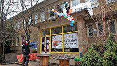 Správce železnice vyklidí Kliniku. Aktivisté chtějí nenásilně protestovat, mají podporu Zelených