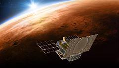 NASA napjatě čeká na přistání sondy InSight na Marsu. Poprvé se podívá do nitra planety