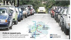'Chceme, aby Pražané měli svoje parkoviště a Středočeši zase svoje.' Jak se změní parkování v hlavním městě