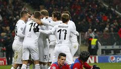 CSKA Moskva - Plzeň 1:2. Plzeň je blízko postupu do Evropské ligy