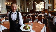 Tři 'české michelinské hvězdy' v podobě zlatých lvů získalo 22 restaurací