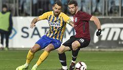 Sparta se s Opavou trápila, nakonec v poháru postupuje po penaltách
