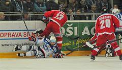 Brno v souboji konkurentů podlehlo Olomouci a v extralize je sedmé