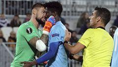 Bordeaux - Slavia 2:0. Nejhorší evropský výkon sešívaných, domácí jej potrestali
